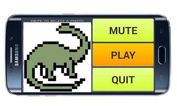 Toy Puzzle Jurassic Dinosaur screenshot 1