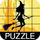 Witch Jigsaw Puzzles icon
