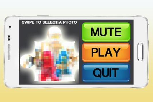Toys Ninjago Puzzle Games poster
