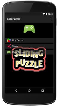 Sliding Puzzle poster