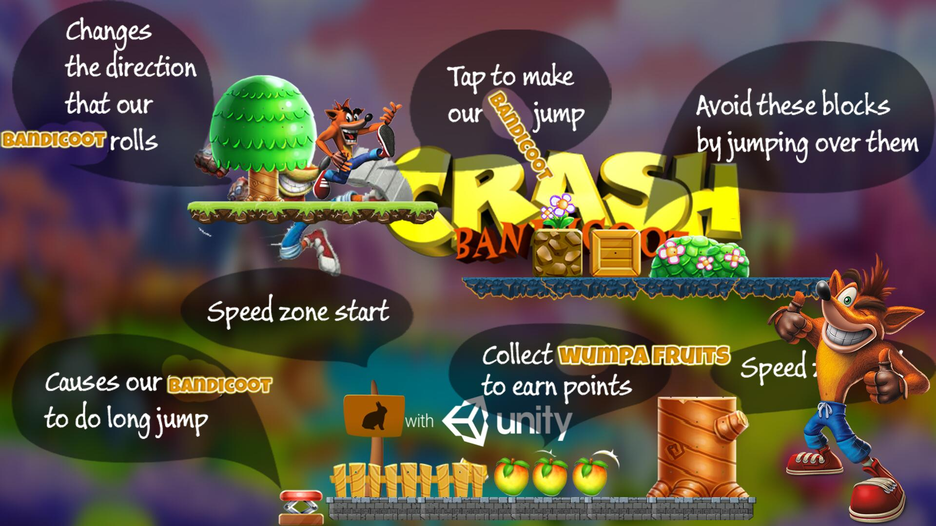 Crash The Bandicots Trilogy Adventure for Android - APK Download