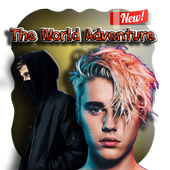 Justin Bieber And Alan Walker The World Adventure icon