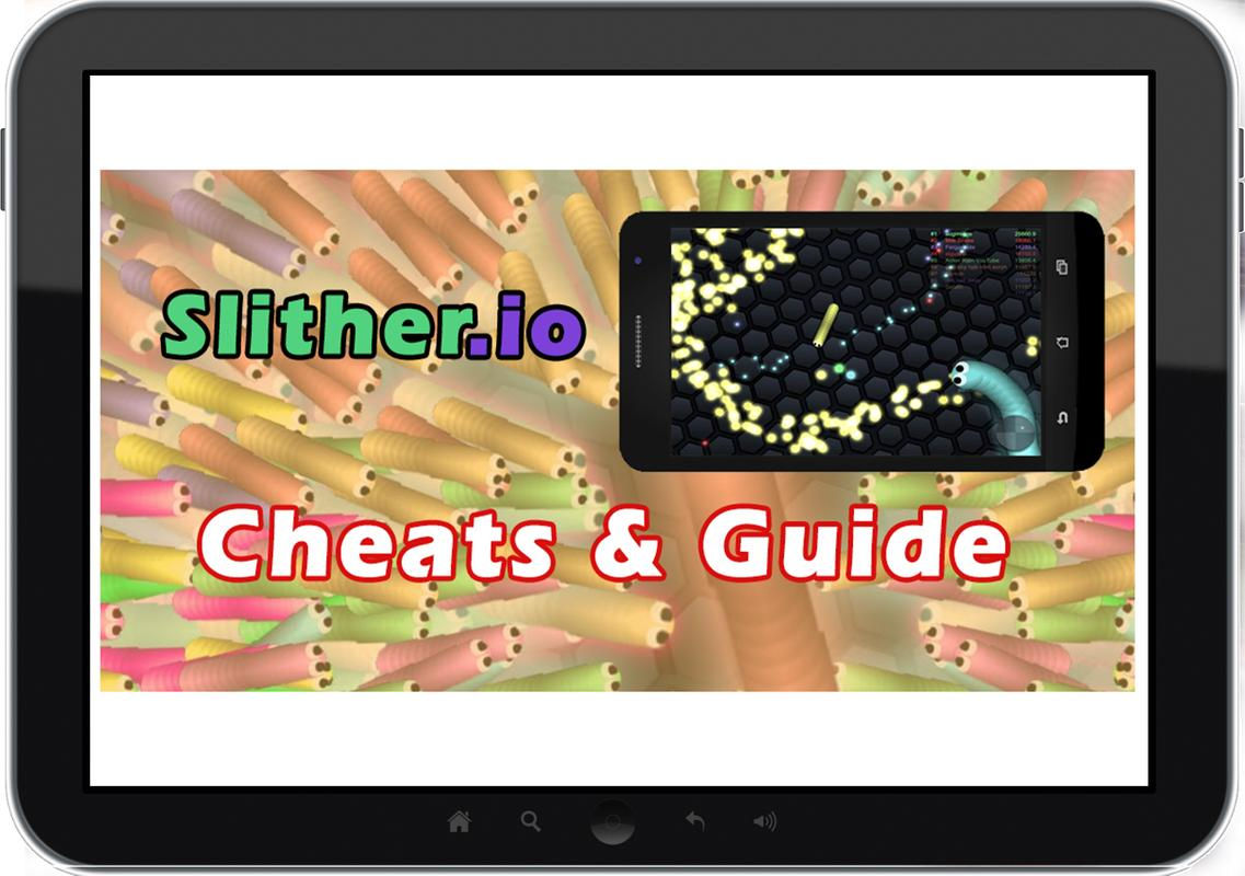 how to get big in slither io cheat