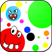 Slither Agar Eat Dot Fast icon
