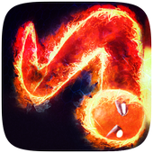 Fire Skin Guide for Slitherio icon
