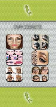 Tutorial Hairstyle Long Hair poster