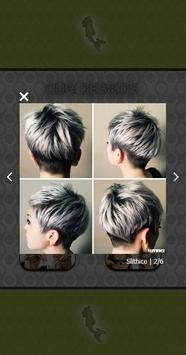 Tutorial Hairstyle Long Hair apk screenshot