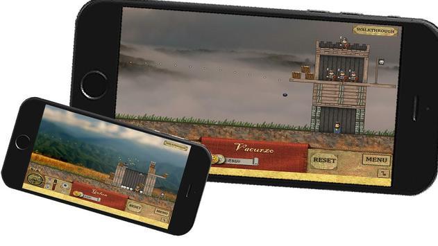 Cannon 2 apk screenshot