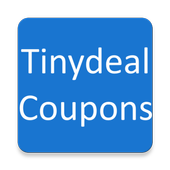Tinydeal coupons icon