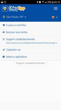Chico App – Pet Delivery screenshot 1