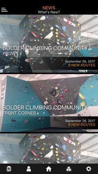 Bolder Climbing Community apk screenshot