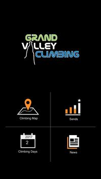 Grand Valley Climbing poster