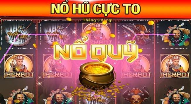 Vong Quay Tai Loc- Slots Ti Phu screenshot 1