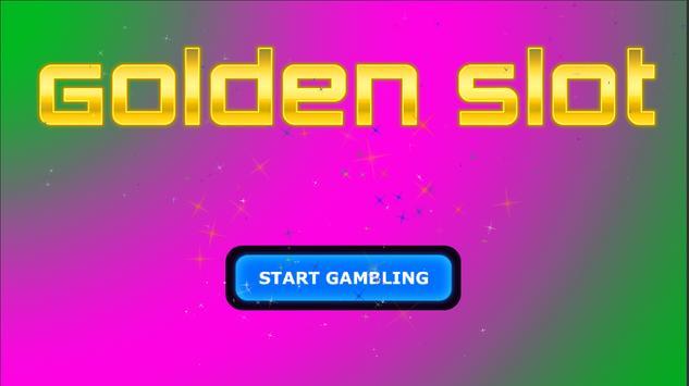 Golden Slot screenshot 1
