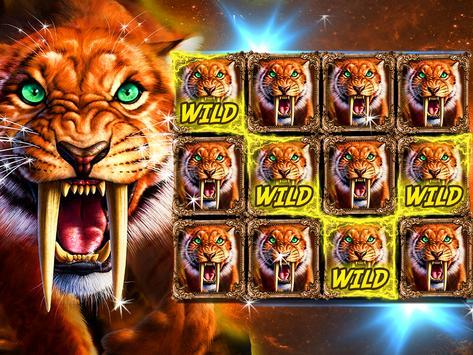 SaberTooth Tiger: Slots Casino screenshot 2