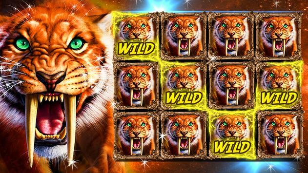 SaberTooth Tiger: Slots Casino screenshot 4
