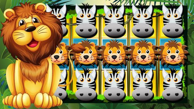 Safari Slots: Free Slot Casino poster