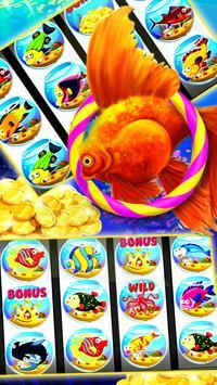 Golden Wild Fish Slots Casino screenshot 2