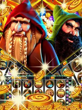 Golden Dwarf slots – Free screenshot 2