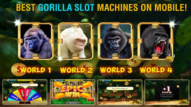 Gorilla Slots Free Slot Casino screenshot 5