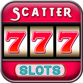 Scatter 7's Slots icon