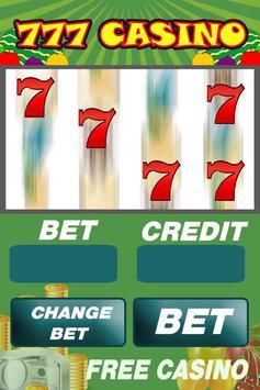 Slot Machine Casino 777 apk screenshot