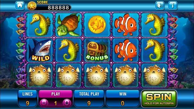 SunCity Slot Game screenshot 1