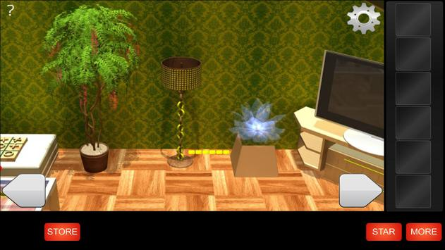Escape room compound apartment apk screenshot