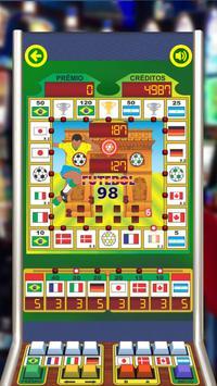 Football 98 Slot Machine poster