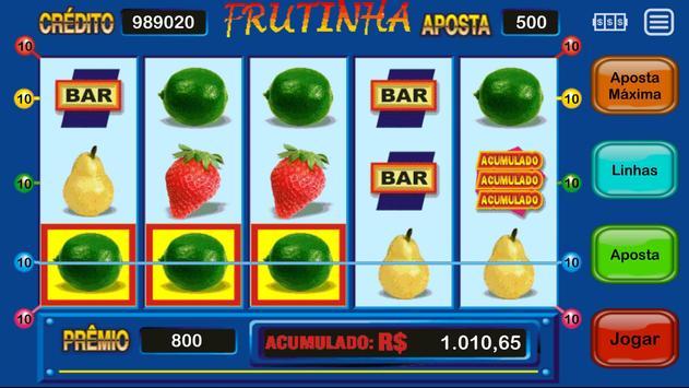 Frutinha poster