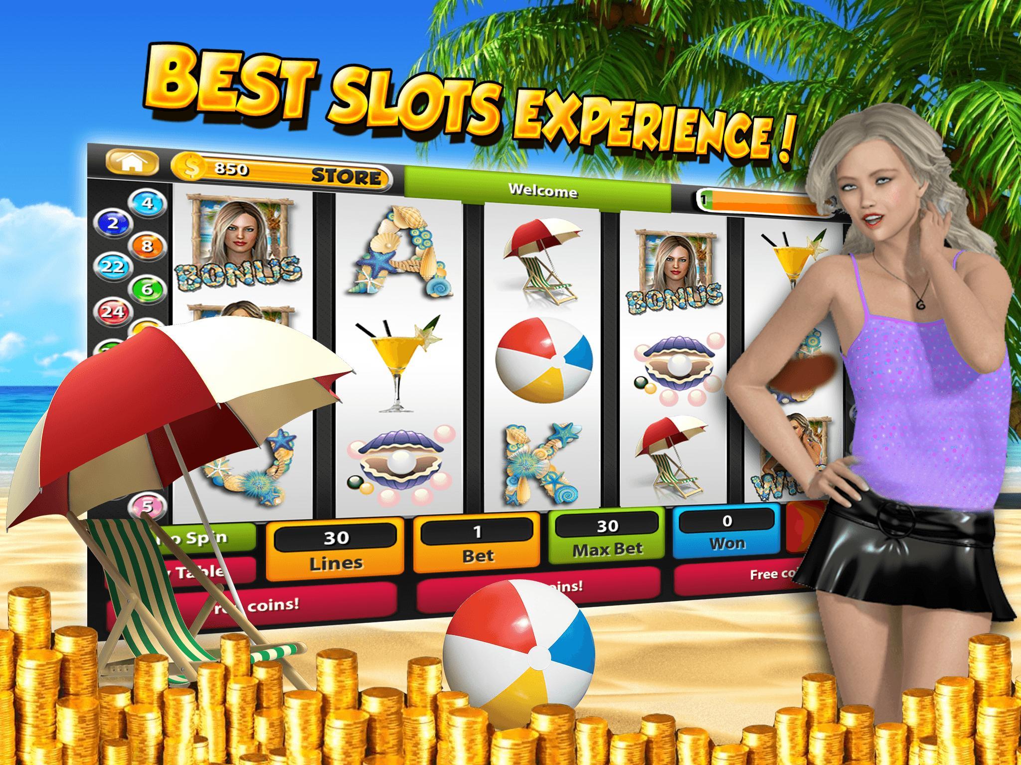 Paradise Slots Free Download