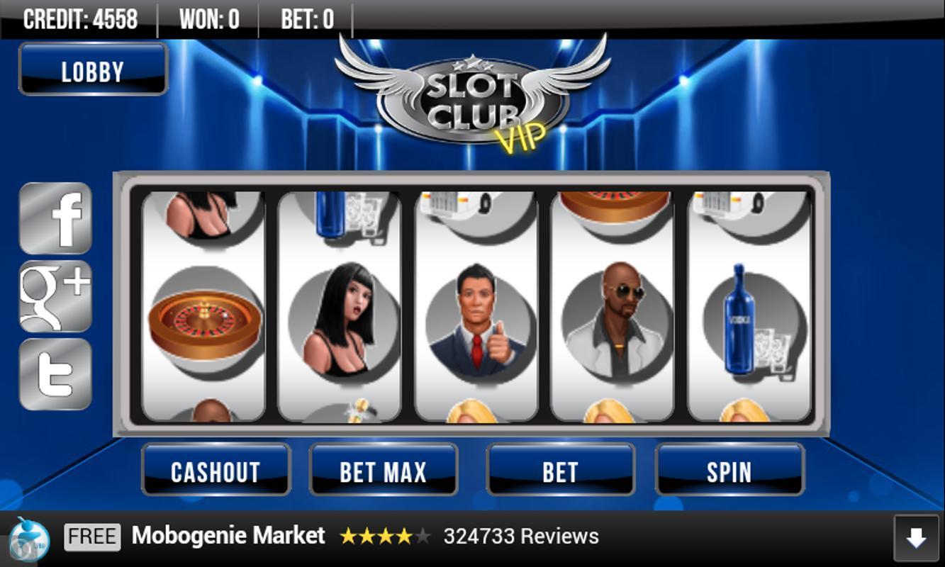 vip slot club casino