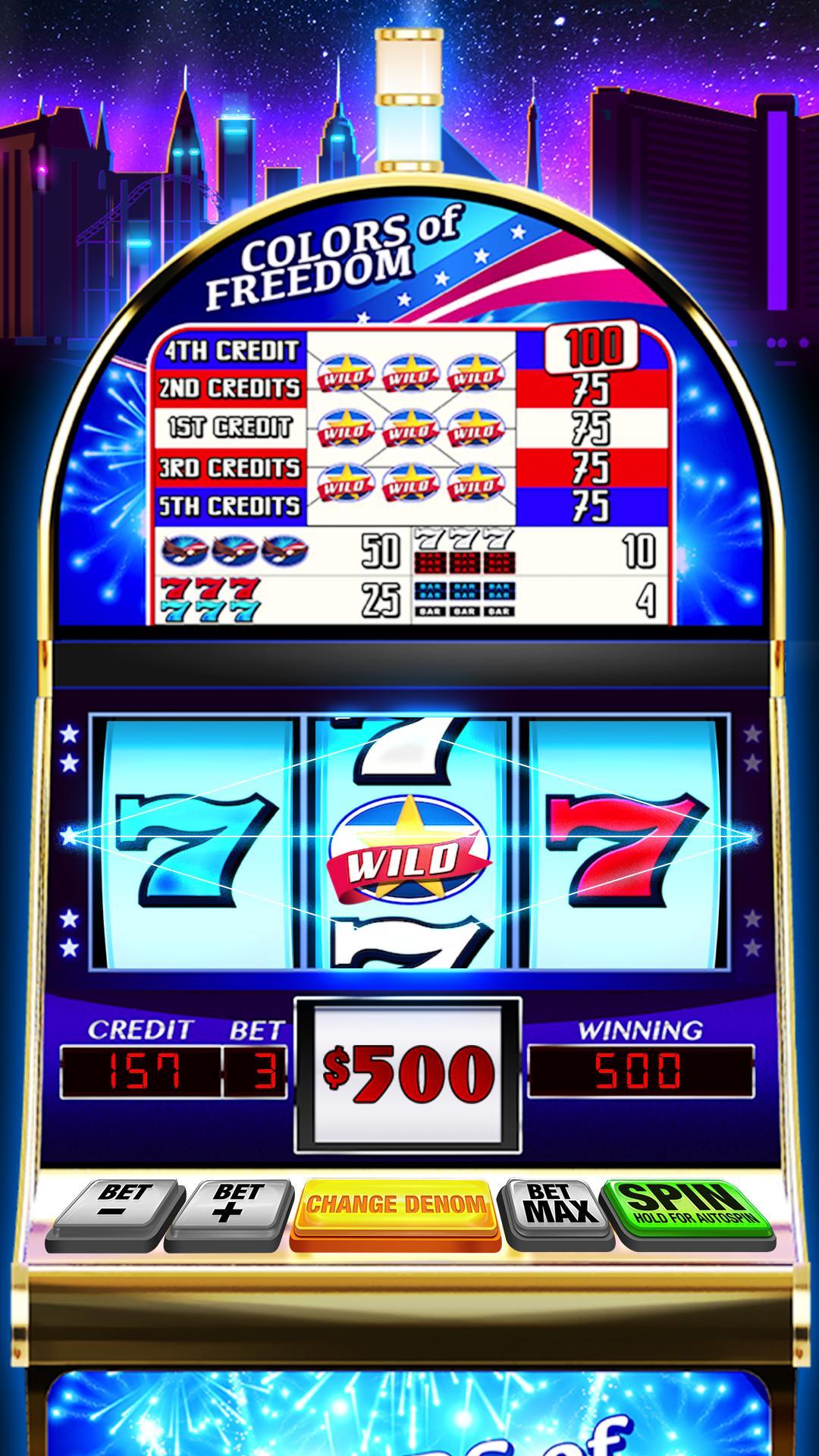 What Is Vegas Slots Online