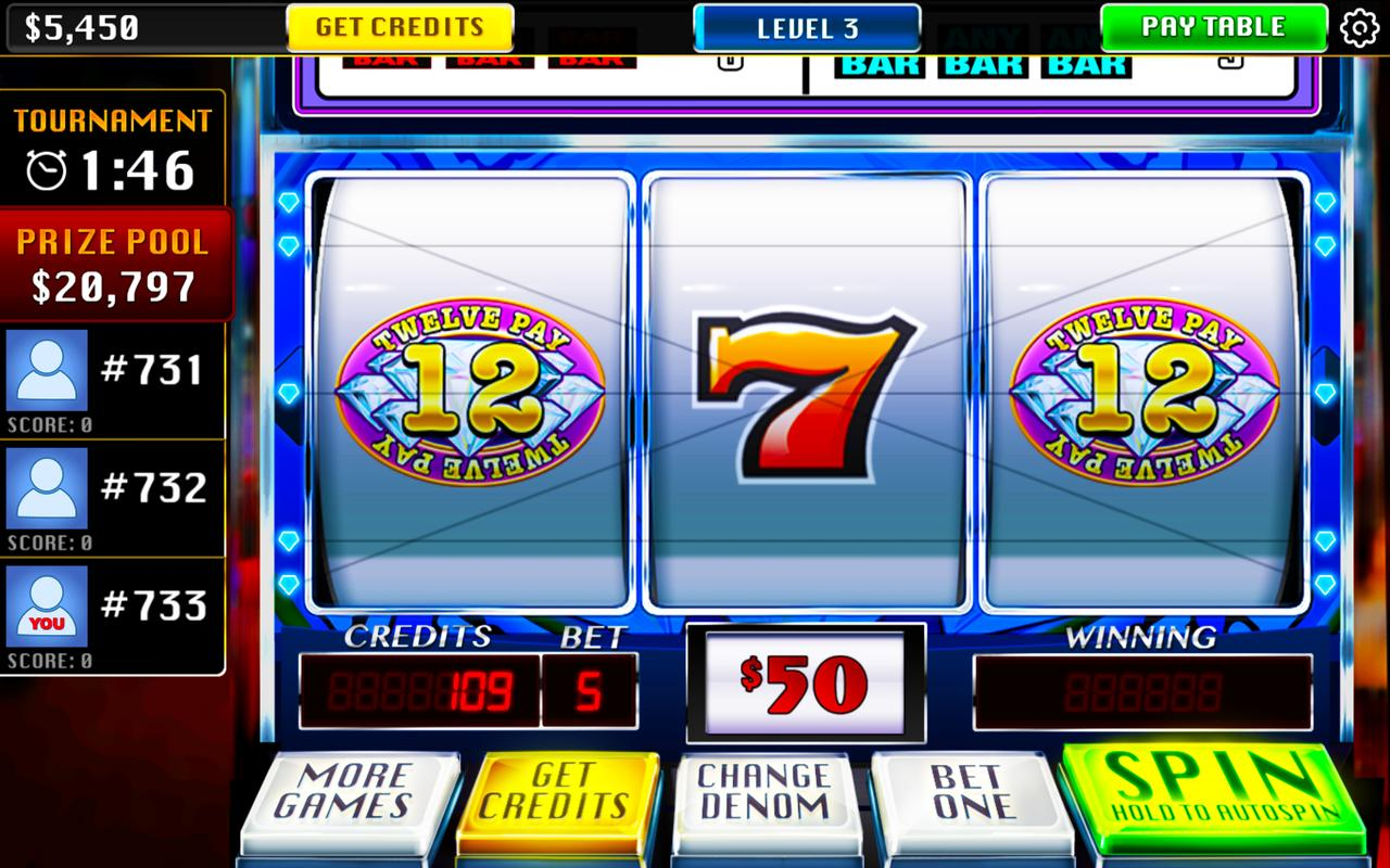True Vegas Slot
