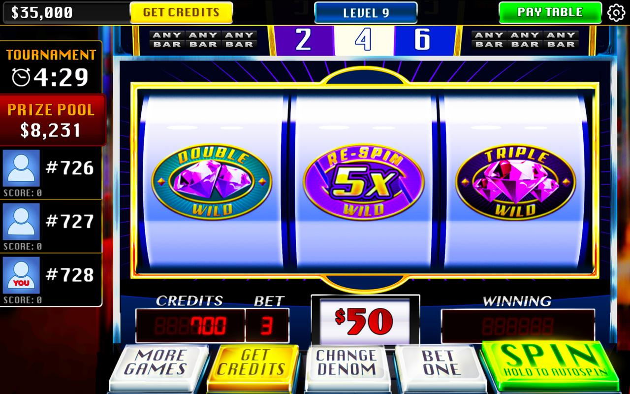 Actual Casino Slot Games