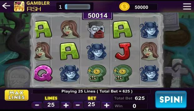Slots Casino Games poster