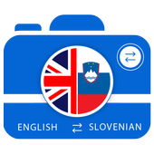 Slovenian Camera & Voice Translator icon