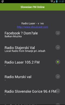 Slovenian FM Online poster