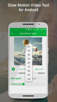 Slow Motion Video Tool apk screenshot