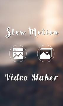 Slow Motion Video Maker poster