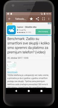Svet vesti screenshot 1