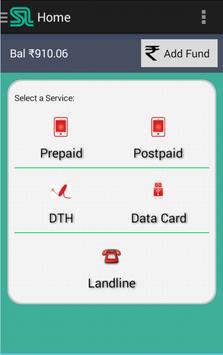 SL Recharge screenshot 1