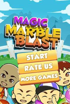 Magic Marble Blast poster
