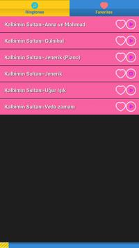 Sultan Kalbim Müzikleri screenshot 3