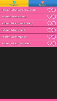 Sultan Kalbim Müzikleri screenshot 1