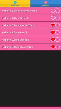 Sultan Kalbim Müzikleri screenshot 4