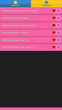 Sultan Kalbim Müzikleri screenshot 5