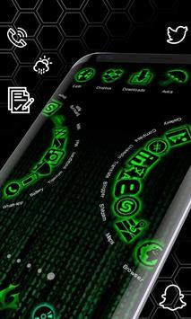 hacker Launcher 2018 poster