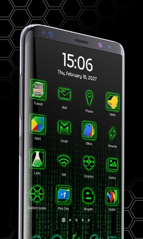 Hacker Launcher for Android - APK Download