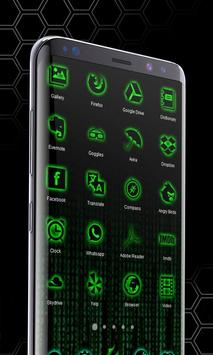 hacker Launcher 2018 screenshot 3